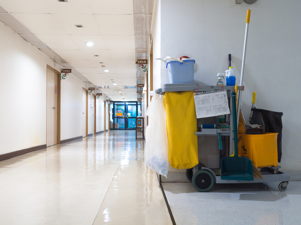 Janitorial Services tips for infection control in schools